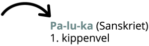 paluka is kippenvel