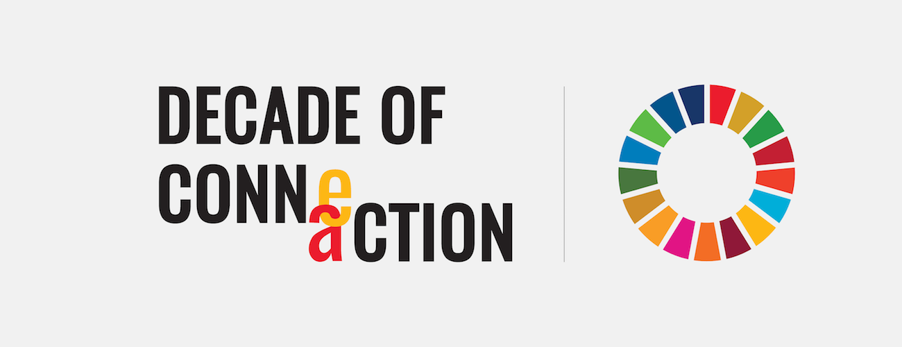 logo decade of conneaction